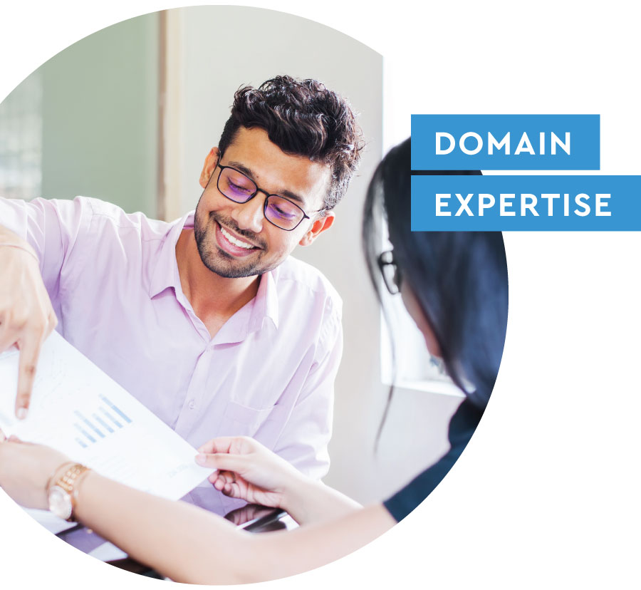 DomainExpertuise